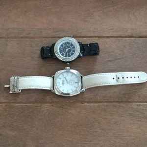 Black and White Watch set